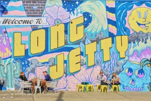 Some of the creativity you can enjoy in this arty enclave on the Central Coast.