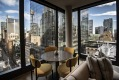 The new A by Adina hotel in Sydney is branded as offering apartment-style rooms with a hotel feel.