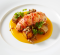 Butter-poached lobster from Luminae.