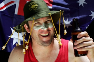 There's much to like about Australia, and one of those things is the people. Even this guy.