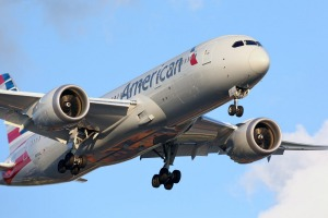 American Airlines is now the world's biggest carrier.
