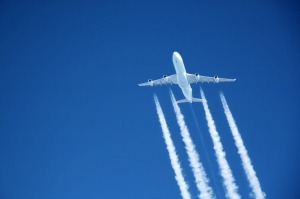 One of the biggest issues for today's traveller and for airlines is the massive amount of CO2 emitted by aircraft.