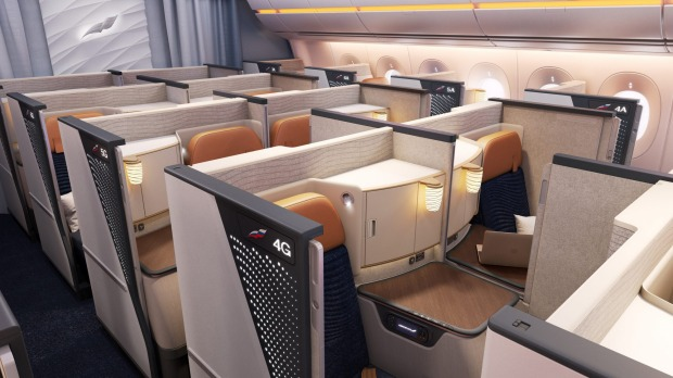 This year's shortlist features the Horizon Premier first class suite, designed by Collins Aerospace and PriestmanGoode ...