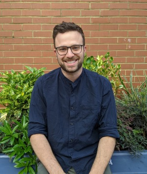 Dylan Lazarus, the head of digital marketing for Beds and Bars Group.