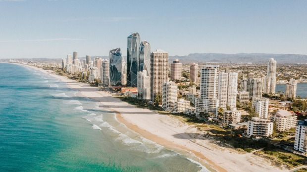 Save up to 50 per cent on a flight to the Gold Coast with Flight Centre.