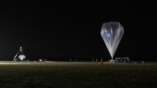 Space tourism company Space Perspective launched its test balloon Neptune One from Space Coast Spaceport in Florida on ...  - 1624842905683 - Balloon company offers cheaper flights into space