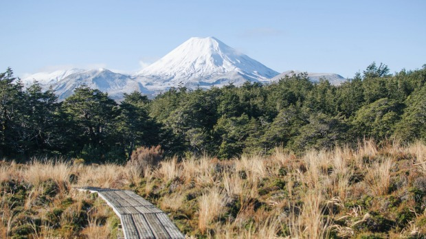 There are plenty of outdoor activities, with hikers heading out to walk the famed Tongariro Alpine Crossing, which winds ...
