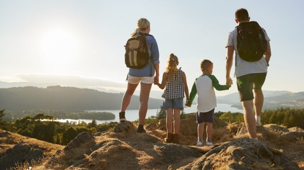 Is it possible to still have travel adventures when you have kids?