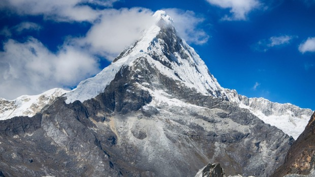 This mountain as the inspiration for the Paramount Pictures logo. But which mountain is it?