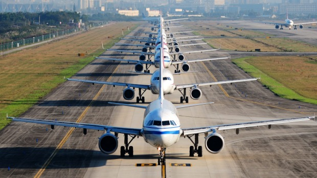 Air travel is recovering around the world, particularly domestic flights in China and the US.
