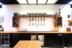 Garage Project, on Auckland's Beer Mile.