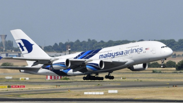 Malaysia Airlines is looking to sell off its six Airbus A380 superjumbos.