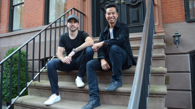 The New York-based duo Scott Cruttenden and Ben Le established Dinkum, a burgeoning online start-up which packs and ...