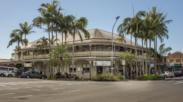 The Middle Pub in Mullumbimby had the cheapest beers in town.