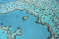 National treasure: the Great Barrier Reef.
