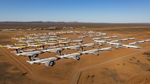 The APAS facility near Alice Springs has expanded due to demand.