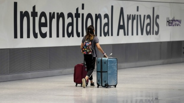 Changing international travel rules, virtually on a daily basis, make navigating London's busy Heathrow airport a ...