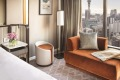 A Pinnacle Tower executive room at the Cordis Hotel in Auckland