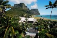 Lord Howe Island and its luxurious Capella Lodge