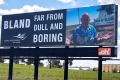 Although not officially sister cities, Bland (NSW), Dull (Scotland) and Boring (US), have evolved the concept to a ...