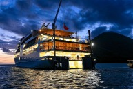 Join a small-ship cruise from Broome to Cairns.