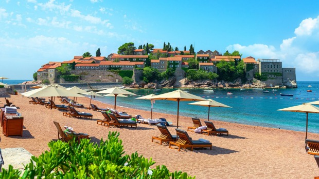 Britain has now placed Montenegro on its 'red list', meaning travellers returning from there will face hotel quarantine ...