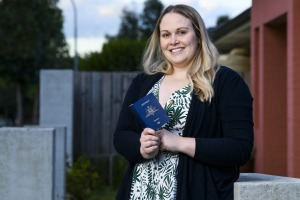 Catlin Hoey renewed her passport in hopes of resurrecting her planned 2020 holiday to Europe.