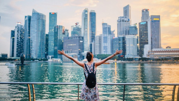Singapore is crammed with reasons to visit.