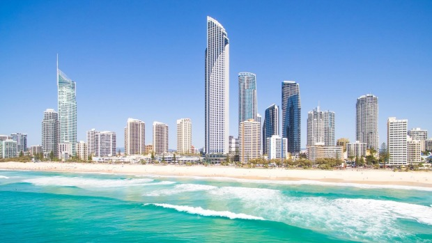 Enjoy Surfers Paradise Beach with a stay at Rhapsody Resort.
