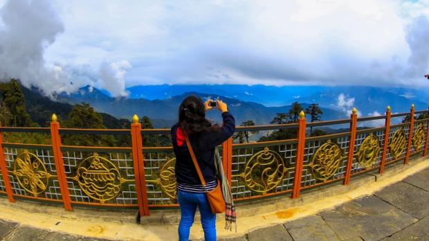 Bhutan has been cut off from tourists since March 2020.