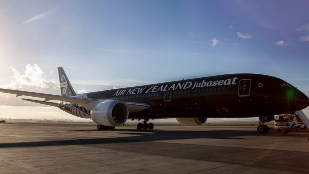 Air New Zealand will transform a Boeing 787 Dreamliner into a vaccination clinic this Saturday.