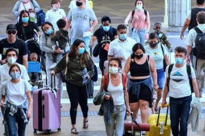 The US will open its borders to vaccinated travellers beginning November 8.