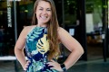 Personal trainer Rachel Baynes has booked her a trip using a travel agent for the first time.