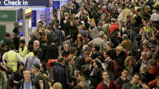 London's Heathrow has again been named the worst airport in the world.