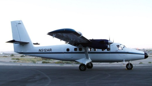 Nepal's air safety in spotlight ... A DeHavilland DHC6 Twin Otter similar to the one belonging to Nepal Airlines that ...