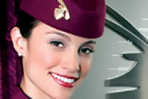 Qatar promises 'five star' service, but failed to live up to its promise on our Flight Test.