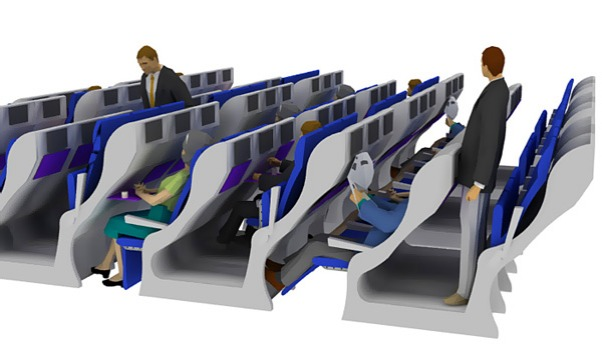 The future of airline seating aircraft seating and interiors for International seating and decor