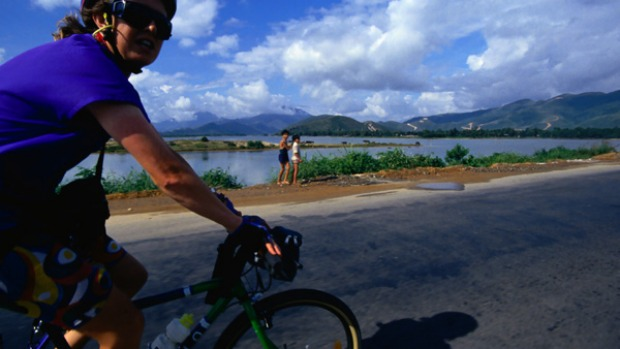 NATIONAL HIGHWAY 1, VIETNAM. This iconic road runs the length of the narrow country from north to south. It is the most popular cycling route in Vietnam, a long but immensely rewarding trip along the best parts of Vietnam's coastline.
