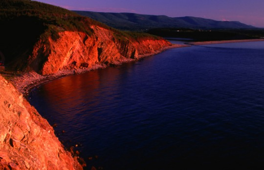 CAPE BRETON ISLAND, CANADA. This justifiably renowned cycling route is best-known for the scenery - breathtaking rocky ...