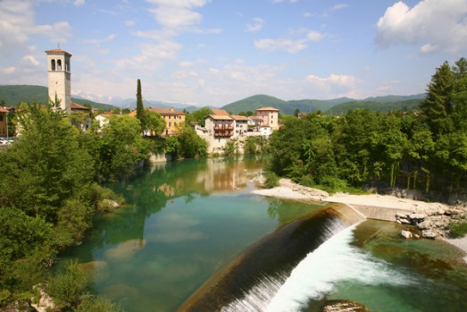 FRIULI-VENEZIA GIULIA, ITALY By cycling the often overlooked, yet spectacular, far reaches of the northeast corner of ...