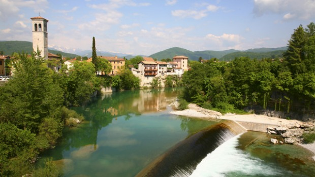 FRIULI-VENEZIA GIULIA, ITALY By cycling the often overlooked, yet spectacular, far reaches of the northeast corner of Italy, you have the opportunity to intimately discover this earthy region.