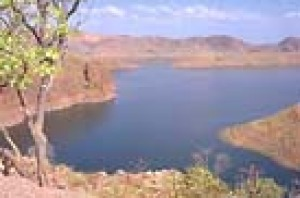 Lake Argyle from the lookout
