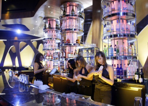 The Aria Hotel-Casino is at the heart of CityCenter, a 67-acre complex of hotels, condominiums and retail on the Las ...