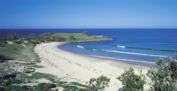 Yamba, NSW. Yamba has long been one of NSW's best-loved surfing spots. Or more specifically, the nearby famous Angourie ...