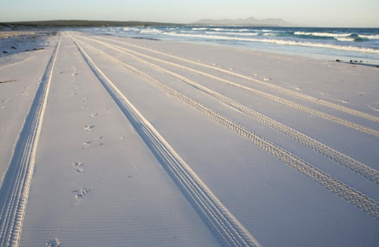 Point Ann Beach, Fitzgerald River National Park, Western Australia. Point Ann is one of just two places in Australia ...