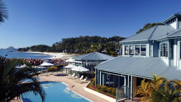 peppers anchorage resort port stephens review driven to. Black Bedroom Furniture Sets. Home Design Ideas
