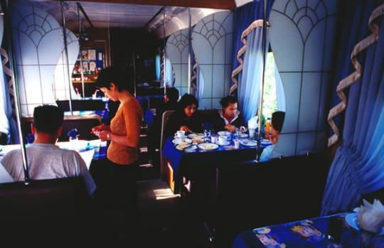 2. TRANS-SIBERIAN RAILWAY. Nonstop, the epic Moscow-Beijing train journey takes over six days. Each car has a samovar, a ...