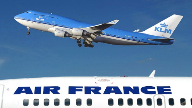 Air France and KLM will begin charging obese passengers extra from February 1.