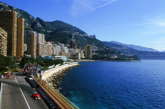 Monaco daydream. Tackling a genuine formula-one circuit is every driver's dream. And where better to live out this ...