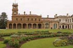 Werribee Park homestead